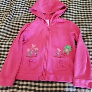 Gymboree hoodie